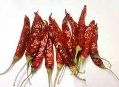 Guntur Sannam Chili Peppers 35,000-40,000 Scovilles