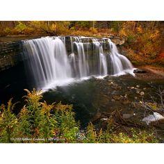 Ludlowville Falls, NY Thompkins County