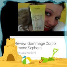 Review Gommage Corpo Limone Sephora: http://youtu.be/iiYjTTSiYVI @sephoraofficial