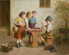 Edmund Adler, Counting Cherries