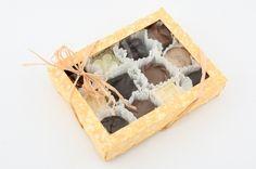 Čokoládové bonbóny 12 ks - 5128