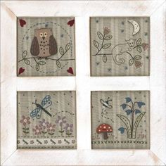FREE PATTERN: Forest Floor | Ivory Spring