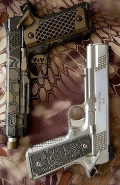 RAE Magazine Speedloaders will save you! Weapons Guns, Guns And Ammo, Glock Guns, Home Defense, Self Defense, Rifles, Colt M1911, Custom 1911, Cz 75