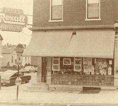 Blank's Pharmacy, Newport, Kentucky