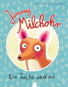 Ein Bilderbuch über einen schüchternen Fuchs und einen stotternden Frischling aus dem Arena Verlag. Rezension von @juliliest