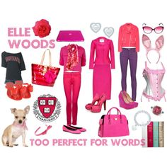 Elle Woods Fashion Brands