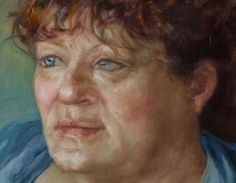 Paintings-Portrait | Valori Fussell