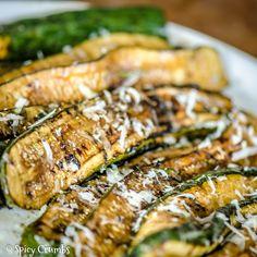 Grilované cukety Zucchini, Vegetables, Food, Essen, Vegetable Recipes, Meals, Yemek, Veggies, Eten