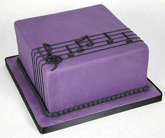D7008 - music cake toronto by www.fortheloveofcake.ca, via Flickr