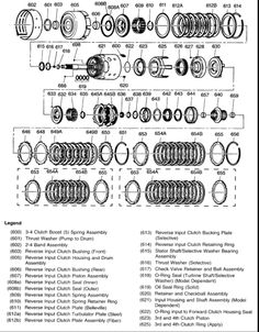 4l80e blow up diagram 4l80e parts blow-up / diagram | keith kraft | pinterest ... 93 4l80e trans wiring diagram