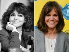 Actors of the '80s: Then and now