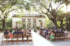 This Couple's Exquisite Wedding Venue Is One of Miami's Hidden Gems