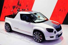 Skoda Yeti Pick Me Up by BT Design