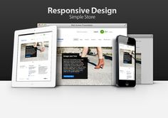 Simple Store Responsive WordPress WooCommerce Theme