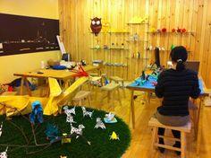 Origami Studio in Park Slope