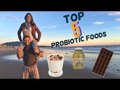 Top 5 Probiotic Foods: Healthy Gut Shopping List: Thomas DeLauer - YouTube