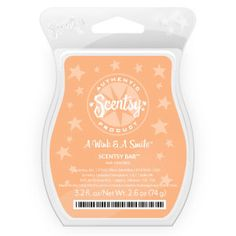 $5.00 A Wink & A Smile Scentsy Bar--- The flirty, girly,  fresh scent of tulips and daffodils in full bloom, rounded out with plummy lemonade. ashleyalbritton.scentsy.us