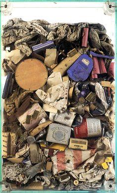 arman poubelle menagere 1960 - Buscar con Google