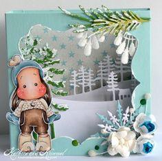 Noor! Design U.K.: November Challenge .... Winter