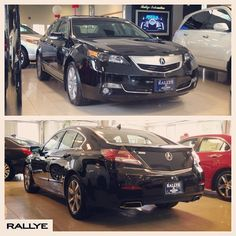 Rarely has so aggressive an automobile come in such an elegant package. The 2013 Acura TL in crystal black pearl #acura #tl #acuratl #jdm #photooftheday #instacar #honda #acuralove #acurazine Web Instagram User » Followgram