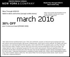 New York And Company Coupons Ends of Coupon Promo Codes JUNE 2020 ! Of and Company, through stores outlet an american sold is the wome. Free Printable Coupons, Free Printables, New York And Company, March, News, Hot, Free Printable, Mac