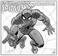 Spider-Man by John Romita Sr