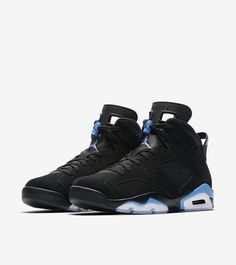 184869058d2c Air Jordan VI (6) Retro  Black University Blue  -Release Date
