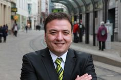 Resul Tapmaz, deputy mayor of Gent
