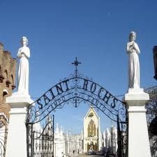 Good Friday Stations - St. Roch Cemetery & Chapel, 1725 Saint Roch Avenue, New Orleans, LA 70117-8223; 504/304-0576
