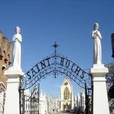 Good Friday Stations - St. Roch Cemetery & Chapel, 1725 Saint Roch Avenue, New Orleans, LA 70117-8223; 504/304-0576