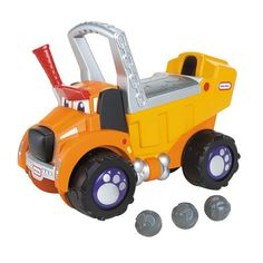 Enter to win Little Tikes Big Dog Truck™ Age: 12 months - 3 years The Big Dog Truck walker, ride-on and dump truck is an all in one toy for toddlers. This fun dog ride-on toy truck builds large and small motor skills. The fun sounds and vibrant colors sti Little Truck, Dog Nose, Little Tikes, Dog Chews, Christmas Toys, Big Dogs, New Toys, Motor Skills, Kids Playing