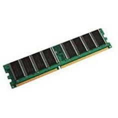 Infineon HYS64D32009GU-7.5-A 256 MB Memory Module - DDR SDRAM - 184-Pin PC-2100 - 266 MHz
