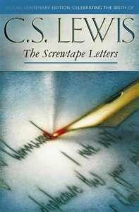 LETTERS CS SCREWTAPE THE LEWIS