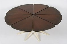 Richard Schultz for Knoll Petal Coffee Table Price Realized: $2,200 USD