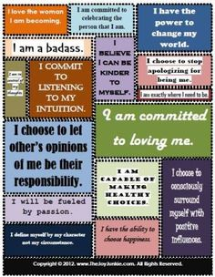 Beautiful visual Mantras to inspire you throughout the day ~ I lookforward to this being the cover of my next #art journal