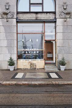 finlandia caviar shop-restaurant