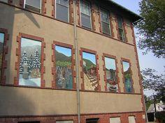 Sullivan County Museum: Hurleyville, New York by JuneNY, via Flickr