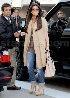 Kim Kardashian- love her style