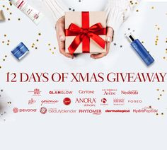 12/24. 12 Days of Xmas Giveaway!