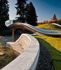 Perkins+Will, Vandsen Botanical Garden Visitor Center