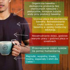 Koszulki No Nasties - PlanPlaneta - 100% organiczne, 100% Fairtrade, 100% wspaniałe! Fair Trade