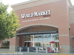 CELEBRATING THE LONDON GAMES WITH COST PLUS WORLD MARKET AND THEIR SWEEPSTAKES!