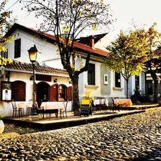 Skadarlija, Belrade, Serbia