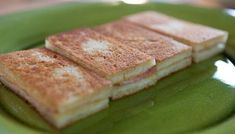 Gruyère works well in this ham and cheese sandwich recipe as it has a lovely melting quality, but you can use another cheese if preferred. Cheese Sandwich Recipes, Sandwich Fillings, Ham Recipes, Other Recipes, Yummy Recipes, Simon Hopkinson Recipes, Fried Ham