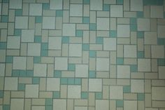 Nice Tiles! I think I'd like a little better if they were in a regular pattern....or ARE they....?