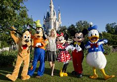 Jemma Kidd catches up with Mickey, Minnie and co. as she helps launch search for the first Walt Disney World family Florida Resorts, Florida Travel, Disney World Vacation, Walt Disney World, Backpack Through Europe, Senior Trip, Enjoy Your Vacation, Online Travel