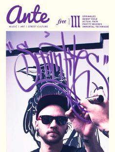 Ante Magazine Issue 03