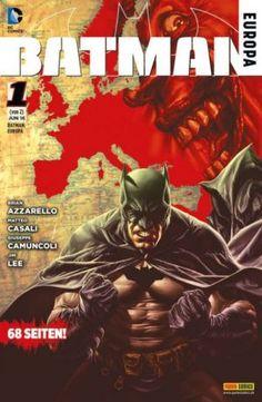 Batman - Europa 3/5 Sterne