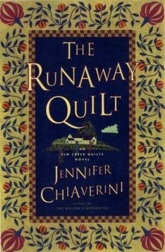 The fourth book in the popular Elm Creek Quilts series explores a question that has long captured the imagination of quilters and historians alike: Did stationmasters of the Underground Railroad use quilts to signal to fugitive slaves? In THE RUNAWAY QUILT, Jennifer Chiaverini revisits the legends of Elm Creek Manor as Sylvia Compson discovers evidence of her ancestors' courageous involvement in the Underground Railroad.