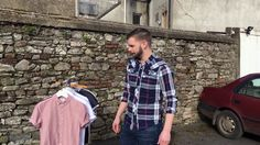 Check out the latest spring summer collection of shirts and tee's from Farah. With some real bright colours and soft touch fabrics you will be on a real winn. Summer Shirts, Perfect Man, Summer Collection, Spring Summer, Plaid, Videos, Fabric, Tops, Fashion